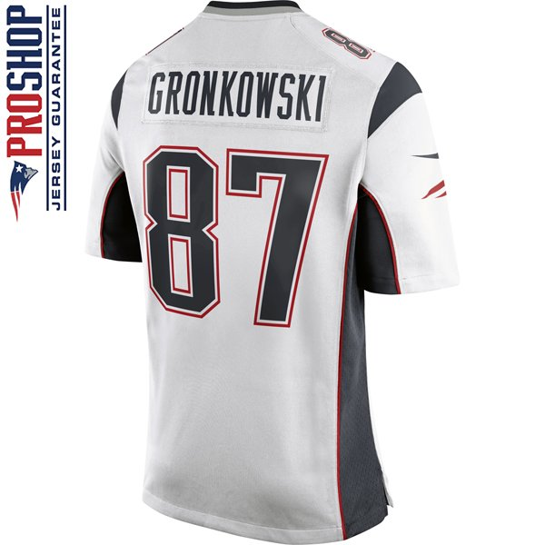 NFL Jersey's Infant New England Patriots Rob Gronkowski Nike Navy Team Color Game Jersey