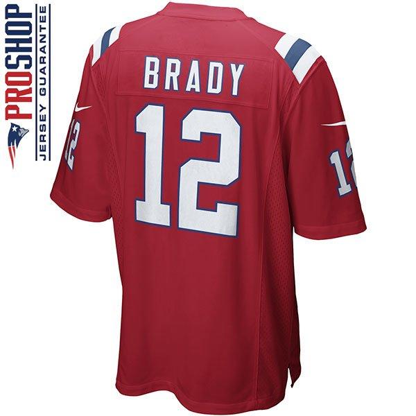 NFL Jersey's Men's New England Patriots Tom Brady Nike Navy Blue Team Color Limited Jersey