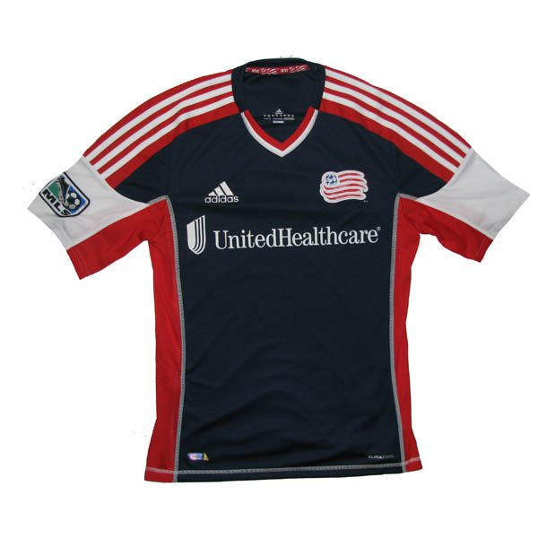 New England Revolution voetbalshirts 2012