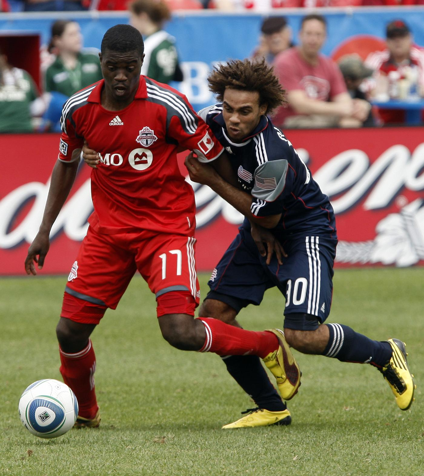 Toronto FC 1, Revolution 0