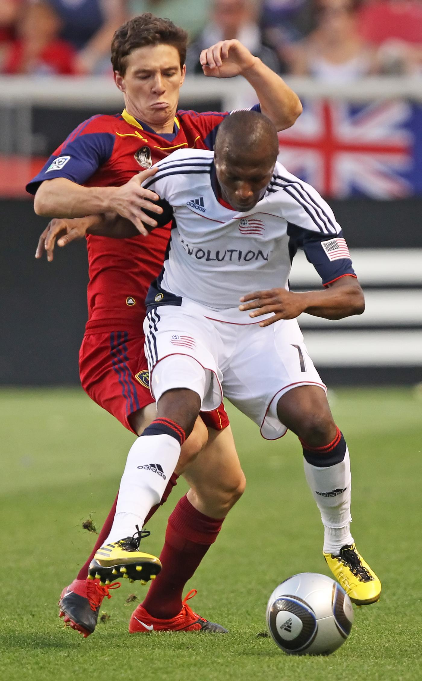 Sainey Nyassi vs. Real Salt Lake