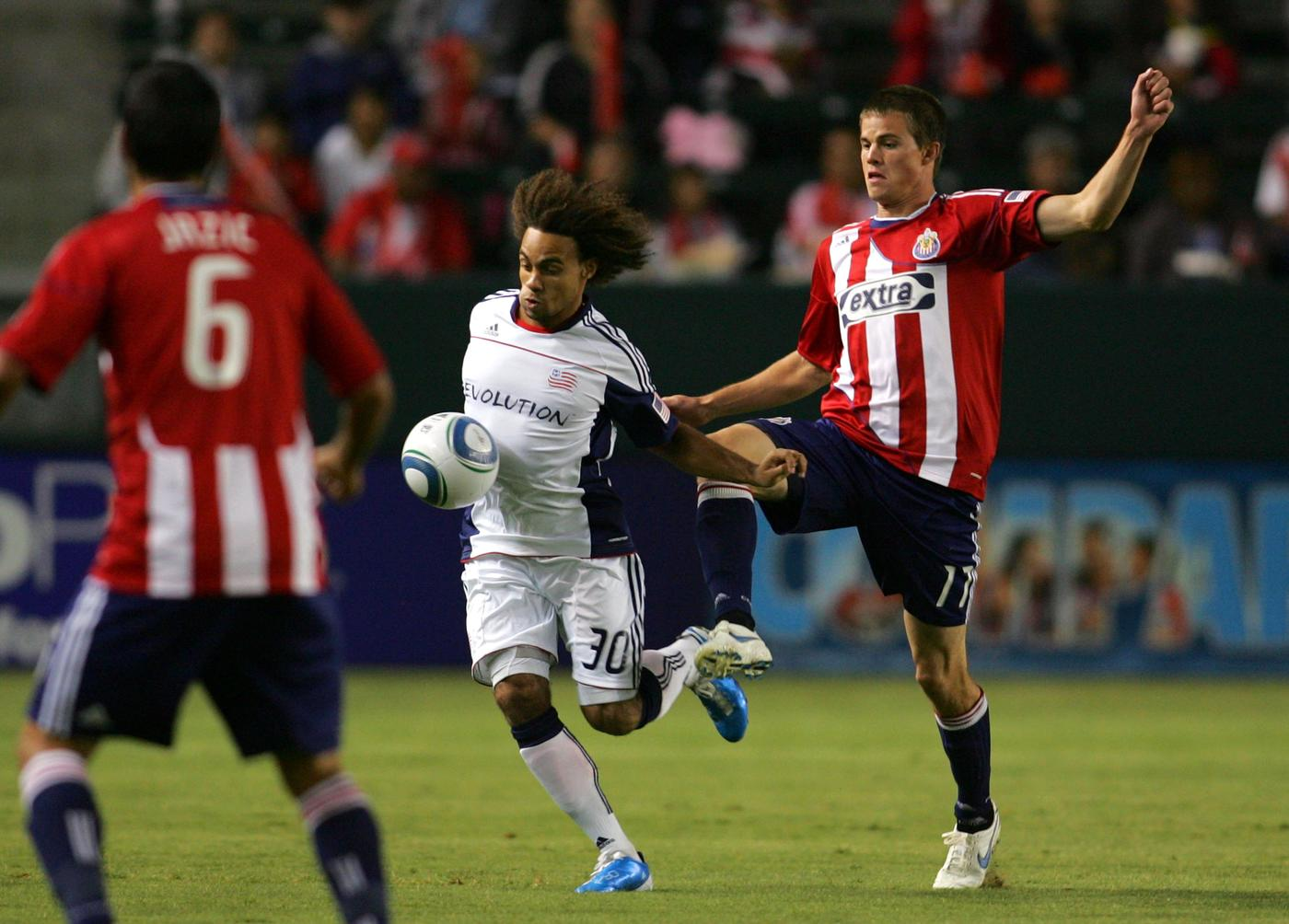 Kevin Alston vs. Chivas USA