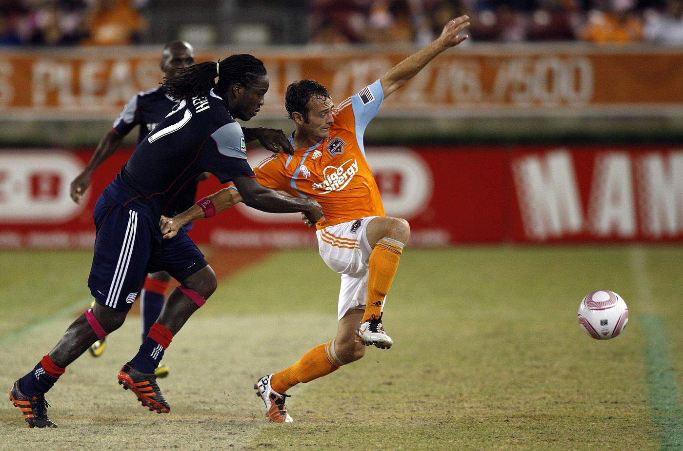 Shalrie Joseph vs. Houston Dynamo