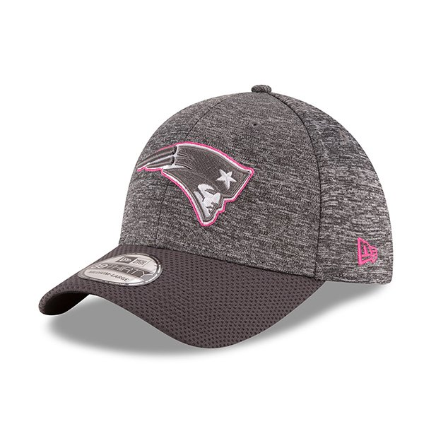 New Era 2016 BCA 39Thirty Cap-Gray/Pink