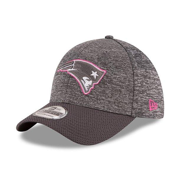 New Era 2016 BCA 39Thirty Cap-Gray/Pink