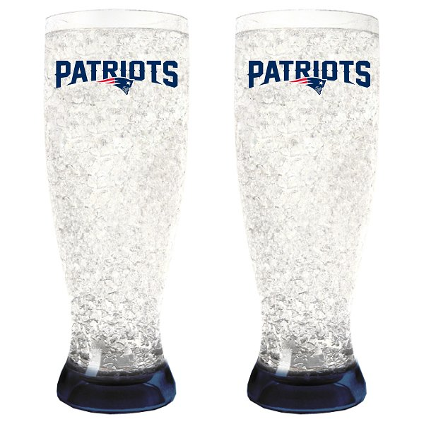 Patriots 16 oz Freezer Pilsner