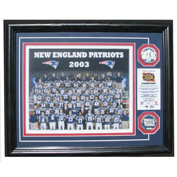 Super Bowl XXXLVIII Champs Team Photo Mint