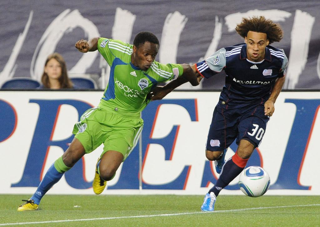 At just 22 years old, Alston is the third-youngest player to be named the Revolution's Defender of the Year