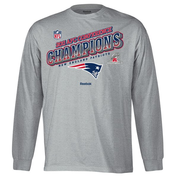 2011 AFC Champs Lockerroom L/S Tee