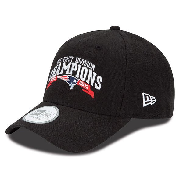 New Era 2012 AFC East Division Champions Cap
