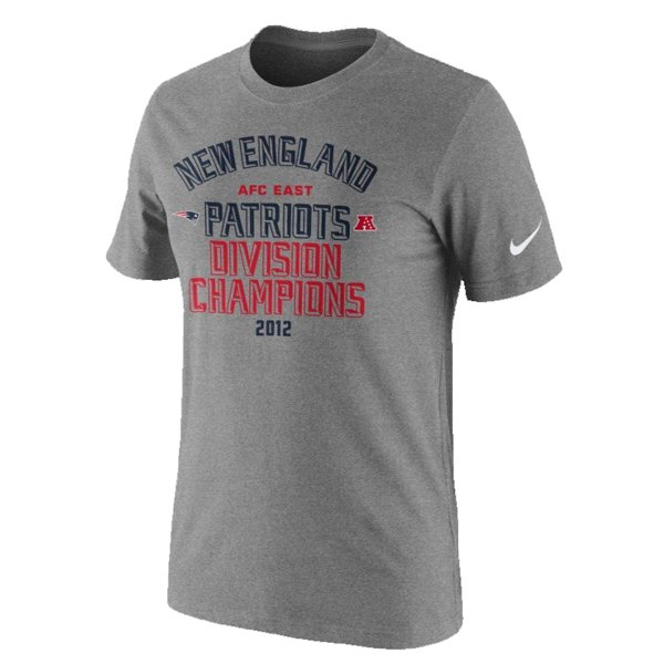 2012 AFC East Division Champions Tee