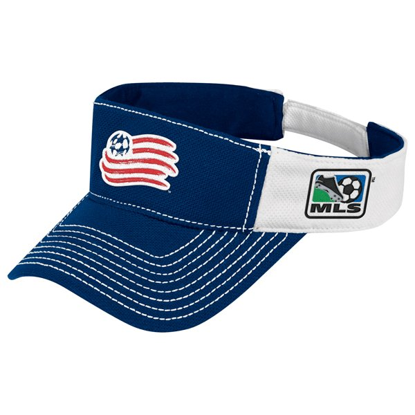 Revolution 2013 Visor-Navy/White