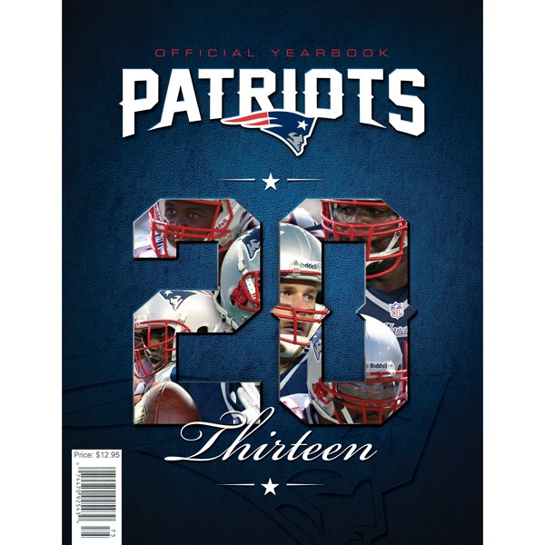 2013 Patriots Yearbook