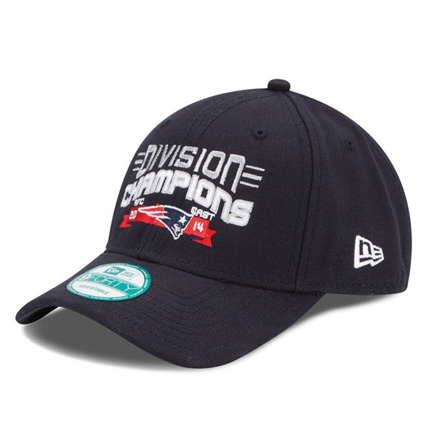 2014 AFC East Division Champions Cap by New Era
