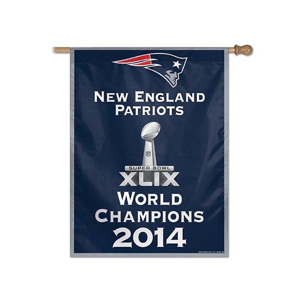 Super Bowl XLIX Champions Banner