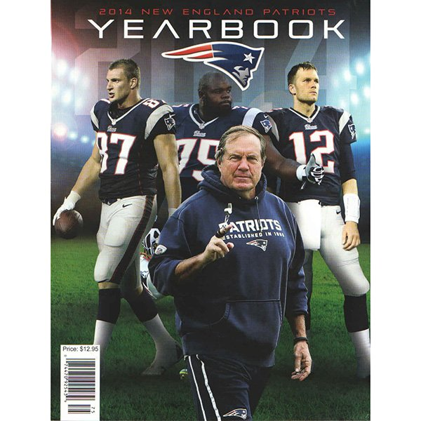 2014 New England Patriots Yearbook