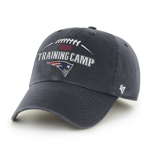 2014 Training Camp Slouch Cap-Navy