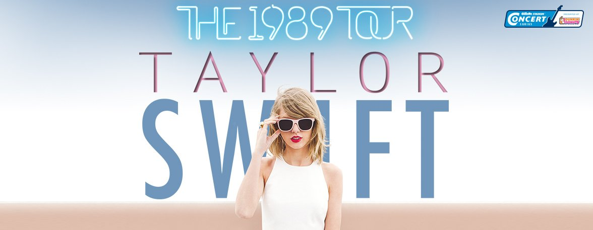 Taylor Swift Show 7/24/15 & 7/25/15