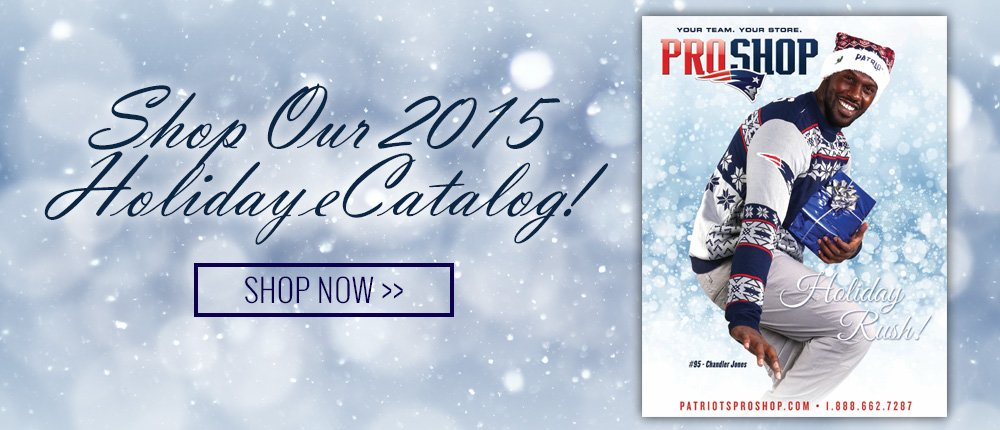 2015 Holiday eCatalog - Desktop Slide