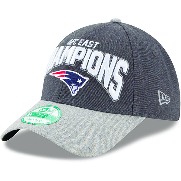 New Era 2015 AFC East Division Champions Cap