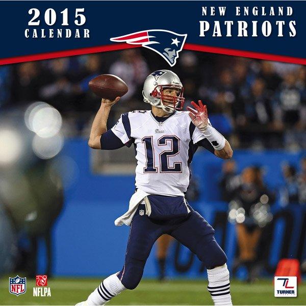 2015 Patriots Wall Calendar