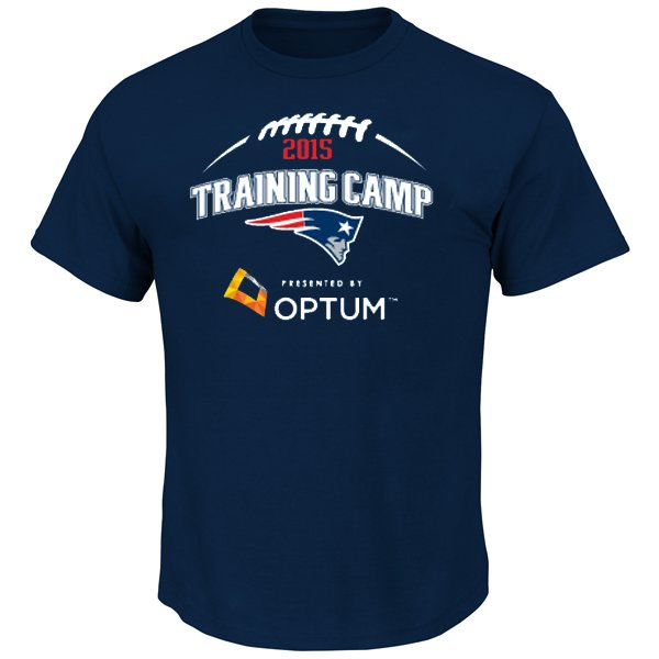 2015 Training Camp Tee-Navy