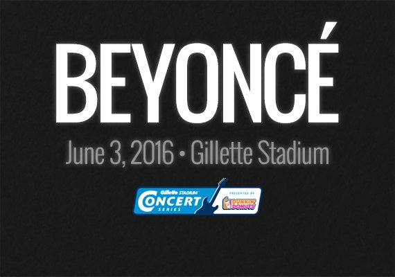 Tickets on sale February 16th at 10:00 a.m.!