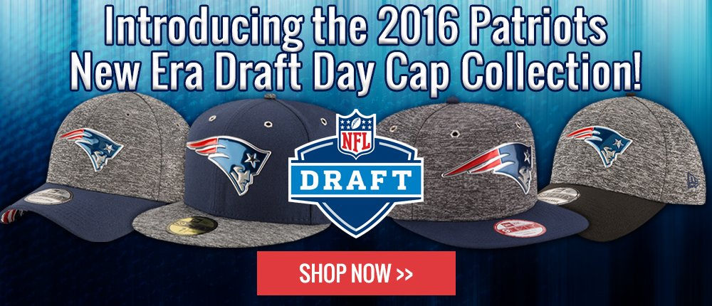 2016 DraftDay Caps - Desktop Slide