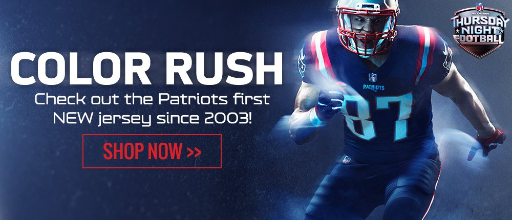 2016 Color Rush - Desktop Slide