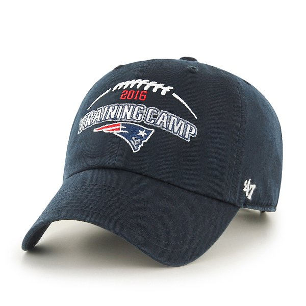 2016 Training Camp Slouch Cap-Navy