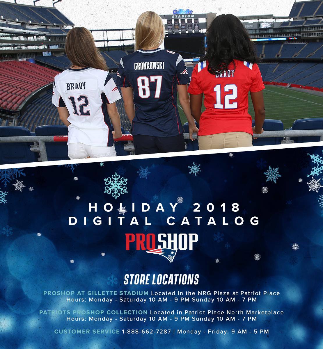 ProShop 2018 Holiday Digital Catalog