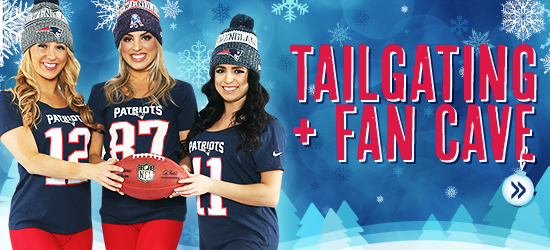 Tailgating + Fan Cave