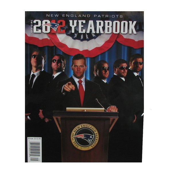 2012 Patriots Yearbook