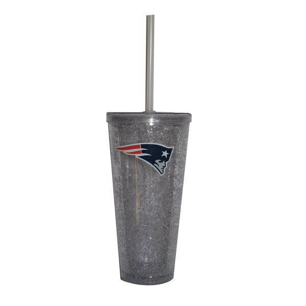 Patriots 22oz Freezer Tumbler w/Lid