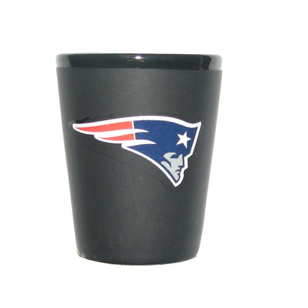 2oz Patriots 2Tone Shotglass