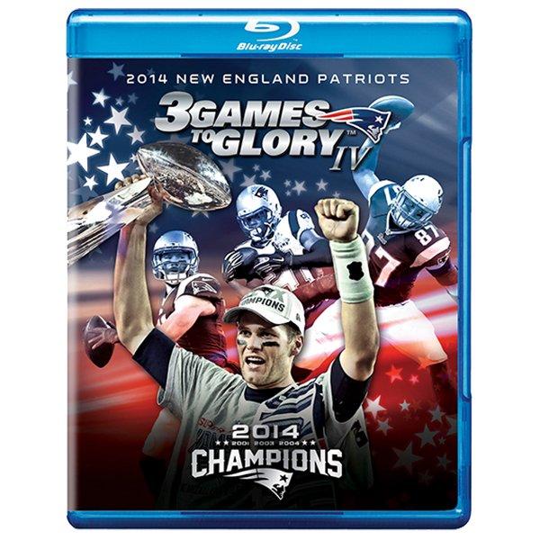 3 Games to Glory IV Blu-Ray