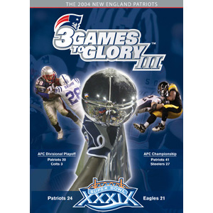 3 Games to Glory III ® DVD