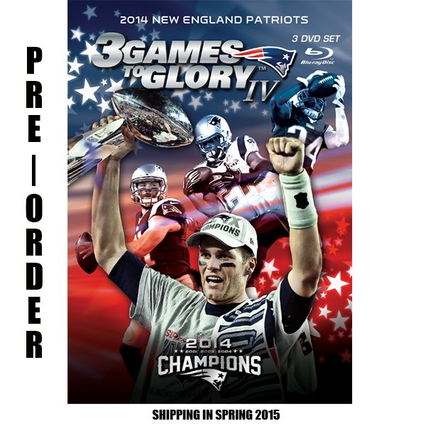 3 Games to Glory IV Blu-ray