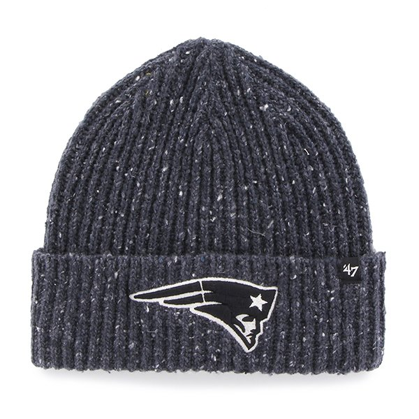 '47 Brand Back Bay Cuff Knit-Charcoal