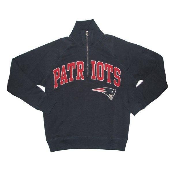 47 Brand FE Blitz 1/4 Zip Pullover-Navy
