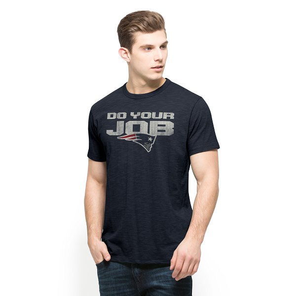 '47 Do Your Job Tee-Navy