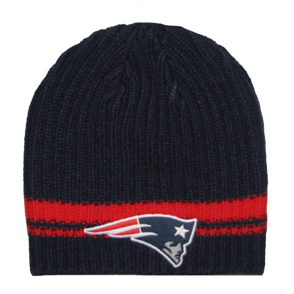 Patriots 47 Brand Ontario Knit Hat-Navy