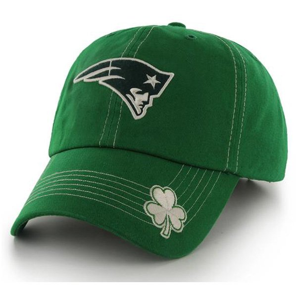 '47 Brand St Patty Fatty Cap-Green