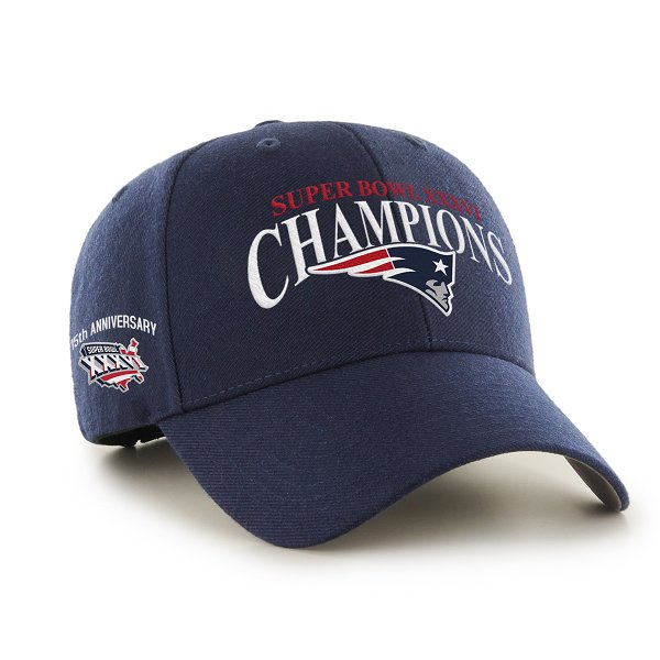 '47 Super Bowl XXXVI 15th Anniversary Cap