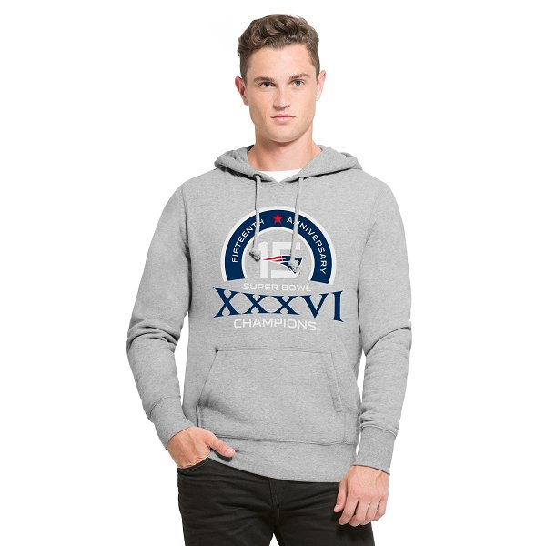 '47 Super Bowl XXXVI 15th Anniversary Hood