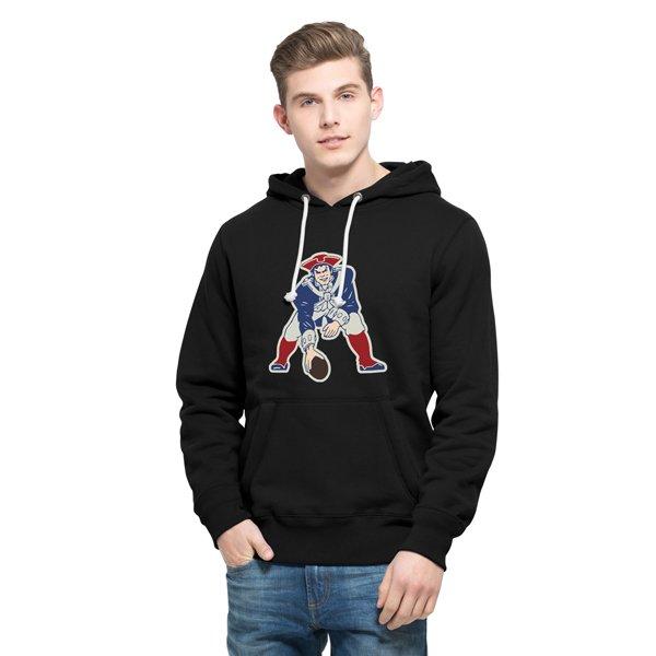 '47 Brand Throwback Cross Check Hood-Black