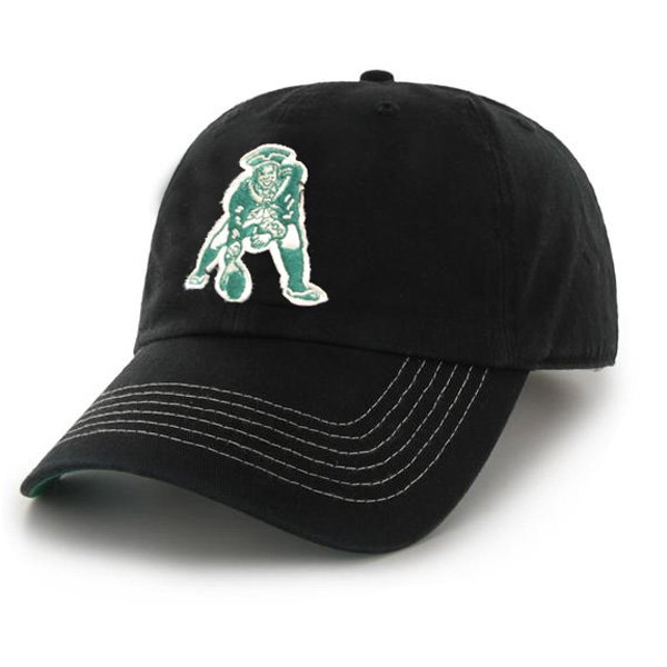 Throwback '47 Brand St Pats Scituate Cap-Black