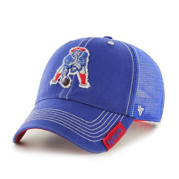 '47 Brand Turner Clean Up Throwback Cap-Royal