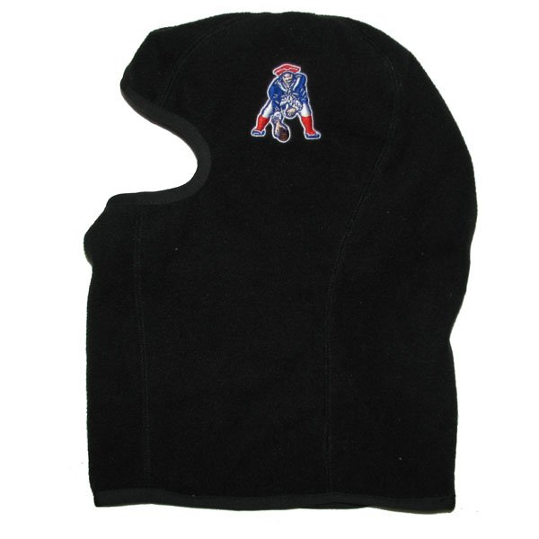 Patriots Throwback '47 Brand Balaclava-Black