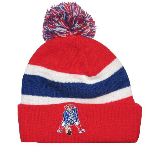 Patriots Throwback 47 Brand Breakaway Knit Hat
